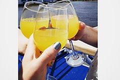 New York City Easy Sunday Morning Cocktail Sail