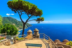 Relaxing Ravello, Amalfi & Coastal Boat Tour Shore Excursion from Naples