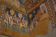 Medieval Rome: Colosseum-St Clement Basilica-SS IV Coronati Complex Private
