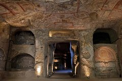 Underground Rome Private Tour for Kids with Saint Clement & Capuchins C