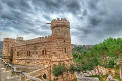 Private car from Beirut-Beiteddine, DeirelQamar, Moussa Palace & Ain Wzen Grotto