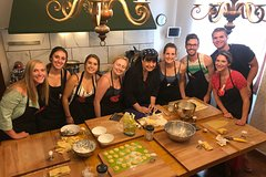 Small-Group, Authentic Tuscan pasta Class