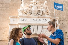 Skip-the-Line Private Tour: Vatican Museums Walking Tour