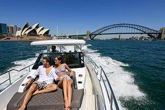 Sydney Harbour Secrets- Private Cruise Private Car Transfers