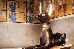 TUTANKHAMON the discovery of the tomb with Virtual Reality