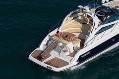 Private luxury boat trip from Salerno to Capri