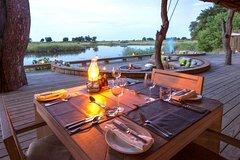 Luxury Game Safari Okavango Delta, Premier accommodation ALL INCLUSIVE