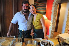 Private Cooking Class with Sicilian Chef + 4-Course Dinner in Sicilian Family