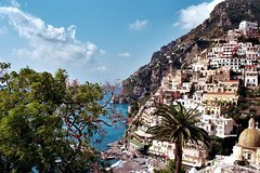 Shared day tour of Sorrento, Positano and Amalfi