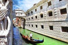 Venice Combo: Doge's Palace & Gondola Ride Tour