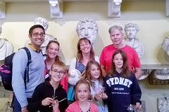 Skip the Line Kids Tour of the Vatican, Sistine Chapel and St.Peter Basilic