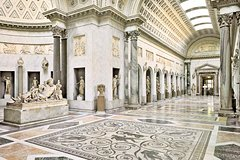 Vatican Highlights Tour with Skip-the-Line Fast Access Sistine Chapel &