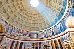 Rome City Center Highlights Tour including Pantheon Trevi Navona & Span