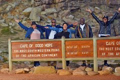 Cape Peninsula Private Tour with entrance fees to Cape of Good Hope and Penguins