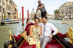 Venice Combo: Walking & Gondola Ride Tour
