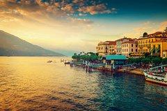 Lake Como Classic from Milan - Boat Cruise, Bellagio and Villas