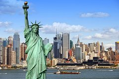 See 30 New York Sights (Walking Tour) and Visit Ellis Island & Statue of Liberty
