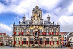 Private full-day tour of Delft and Rotterdam from Amsterdam Private Car Transfers