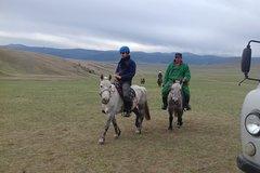 Terelj tour and visit nomadic family