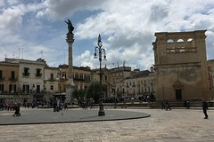 LECCE group tour from Ionian Coast