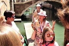 Excursie, Tur ghidat in limba romana Venetia cu Cristina Caragia