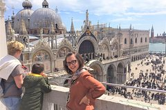 Tur ghidat Bazilica San Marco in Venetia cu Cristina Caragia in limba roman