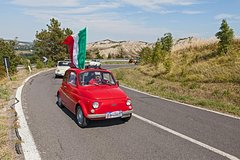 Grand Tuscany Driving Tour from Florence in Vintage Fiat 500