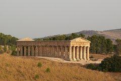 Private tour in Western Sicily- Segesta Erice and Saline di Nubia