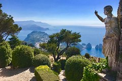 Private Tour of Capri and Anacapri From Sorrento