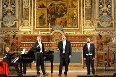 The Three Tenors in Concert in Naples with ballet
