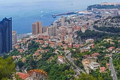 4-Day French Coast Tour from Milan