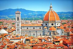 Best of Florence Full-Day Combo Tour including Uffizi & Accademia Galle