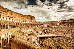 Express VIP Colosseum Gladiator EntranceTour