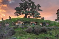 Imagen Private Tour: Hobbiton Movie Set Tour from Auckland