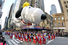 Macy's Thanksgiving Day Parade Viewing Brunch at Marriott on 35th