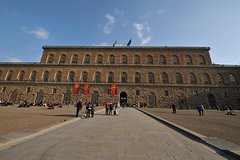 Early Access to Pitti Palace & Small Group Guided Tour