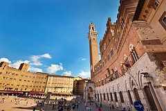 Private Tour to Tuscan Jewels in one day:Siena, Monteriggioni, S.Gimignano,