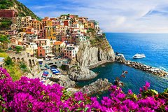 Private The Enchantment of the Ligurian Coast: Cinque Terre and Portovenere