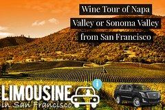 Ver la ciudad,Salir de la ciudad,Gastronomía,Tours gastronómicos,Excursiones de un día,Tours enológicos,Excursión a Valle de Napa