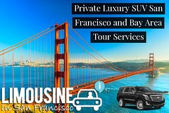 Private Luxury SUV San Francisco and Bay Area Tour Services