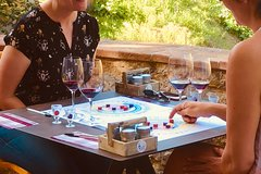 Wine Sensory Game in Chianti