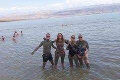 Dead Sea, Masada, Ein Gedi nature reserve