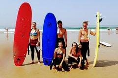 Imagen Experiencia de surf en Lisboa