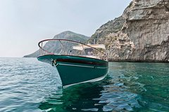 Lovely boat tours in the Taormina bays ...