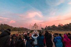 Taj Mahal With Orphanage Tour