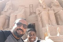Abu Simbel Temples Tours from Aswan hotel or nile crusie