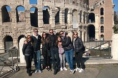 ROME PRIVATE WALKING TOUR COLISEUM & FORUM - ROME TOUR COLISEO & FO