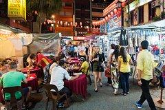 Imagen Kuala Lumpur-Local Night Market & Mamak