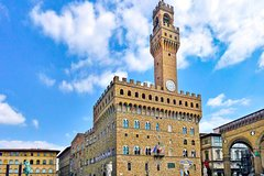 Palazzo Vecchio and Uffizi Gallery Guided Tour