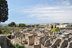 Herculaneum Half Day Guided Tour - departure from Sorrento